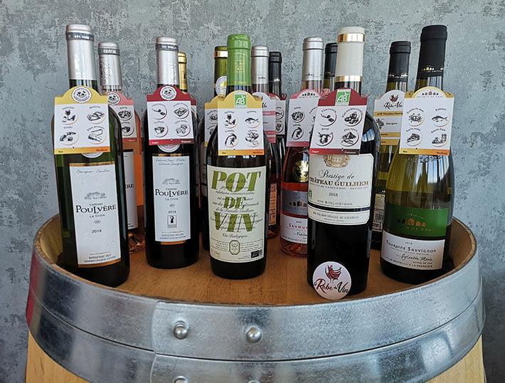 L'influence du packaging vin sur l'acte d'achat